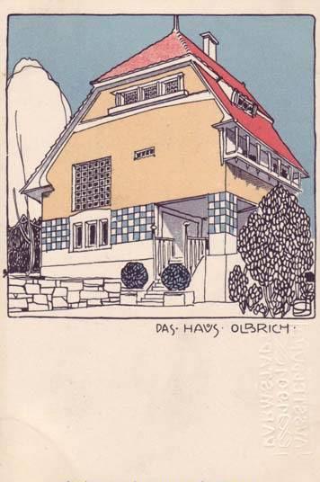 Az Olbrich-villa