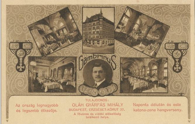 Gambrinus sörház